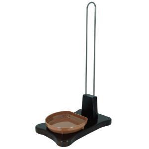 ドギーマンハヤシ どこでも使える ウッディーボトルスタンド 犬用 犬 猫 食器|smile1