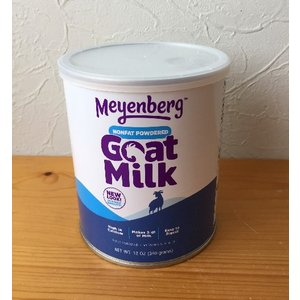 日本から発送ですぐにお届け★メインバーグ【低カロリー】ゴートミルク ヤギミルク 340g Meyen...