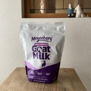日本から発送ですぐにお届け★メインバーグ ゴートミルク ヤギミルク Meyenberg Whole ...