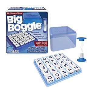 ビッグボグル Big Boggle ボードゲーム|smilefield
