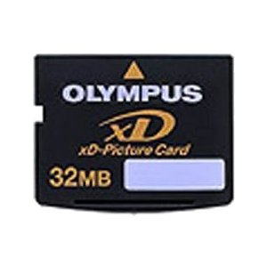 OLYMPUS M-XD32P ピクチャーカード:32MB|smilefield