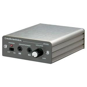 audio-technica ヘッドホンアンプ AT-HA2 smilefield