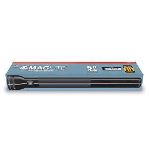 MAGLITE MAG-LITE マグライト S5D015 D.CELL5 Dセル 懐中電灯 ハンディライト ブラック [並行輸入品]|smilefield