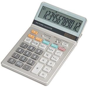 シャープ チェック&コレクト電卓12桁(ナイスサイズ) EL-N862X smilefield