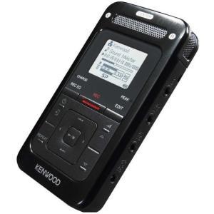 KENWOOD MGR-A7-B SDカードスロット/2GBメモリー搭載デジタルPCMレコーダー ブラック smilefield