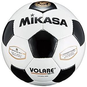 ミカサ(MIKASA) サッカー 日本サッカー協会検定球5号(一般・大学・高生・中学生用) 白/黒 SVC50VL-WBK|smilefield