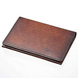 LuggageAOKI 青木鞄 Lugard G3 ラガード ジースリー パスケース 定期入れ カードケース 本革 ブラウン 5204-50|smilefield