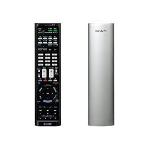 ソニー 学習リモコン RM-PLZ530D : テレビ/レコーダーなど最大8台操作可能 シルバー RM-PLZ530D S smilefield