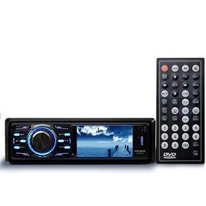 9112B3インチDVDプレーヤー1DIN ラジオ,USB,SD,アンプ内蔵,外部入出力あり|smilefield