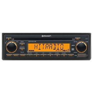 continental CD7416U-OR - CD MP3-Autoradio mit USB/AUX-IN smilefield