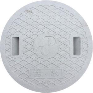 タキロンシーアイ ポリプロピレン製ます用 レジコン耐圧蓋 300サイズ(汚水/穴なし/耐荷重12kN) smilefield