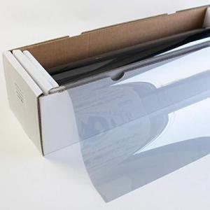 Braintec カーフィルム スパッタシルバー70 紫外線カット99% 銀 幅1m×長さ1m単位切売 #SP-MSV7040C# smilefield