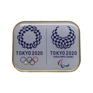 東京 2020 TMG 公式 オリンピック パラリンピック エンブレム コラボ ピンバッジ|smilefield