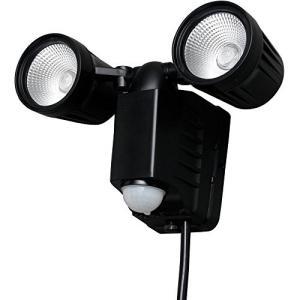 アイリスオーヤマ センサーライト LED AC式 防犯 LSL-ACTN-800D smilefield