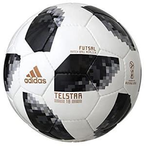 adidas アディダス フットサルボール 4号球 一般成人用 テルスター18 フットサル 2018年 FIFAワールドカップ 試合球モデル AF|smilefield
