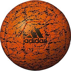 adidas(アディダス) サッカーボール エックス グライダー AF5638BKO ブライトオレン...