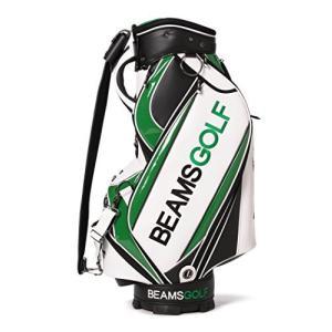 [ビームスゴルフ] ゴルフバッグ ショルダーバッグ/new ツアー プロ キャディバッグ メンズ グリーン One Size smilefield