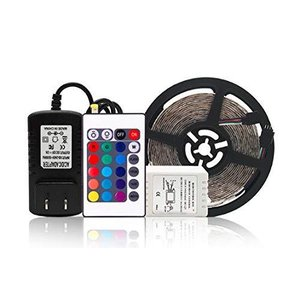 JORTAN テープled 5m 調色可能 調光可能 防水 マルチカラー LED2835 間接照明 看板照明 棚下照明 LEDテープ イルミネー smilefield