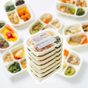まごころ弁当 健康バランス [7食セット] 栄養バランス (冷凍弁当) 低カロリー 塩分控えめ お弁当 冷凍食品 smilefield
