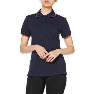 [アディダス] トレーニングウェア W MH BSC ポロシャツ(GVF58) レディース レジェンドインク(FM5273) 日本 J/S (日本サ?|smilefield