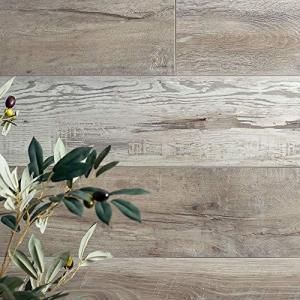バスパネル 浴室 壁面化粧 木目調 壁材 ウォールデコッシュ グレーアンティークオーク 10枚入り Z3K 壁用 簡単シ smilefield