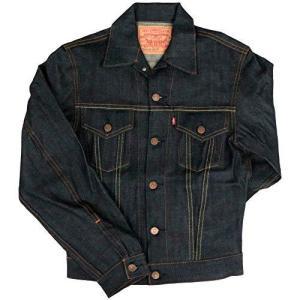ファッション リーバイス デニム ジャケット THE TRUCKER 1967年 4THモデル 後期 3RD 型 復刻版 米国製 LVC 70505-0217 RIGID SIZE40|smilefield