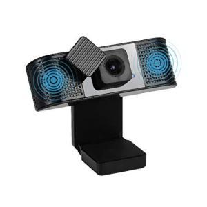 SaiEL マイク・スピーカー内蔵 アンチスパイWEBカメラ ハイビジョンWEBカメラ カバー付き 盗撮防止 プライバシー|smilefield