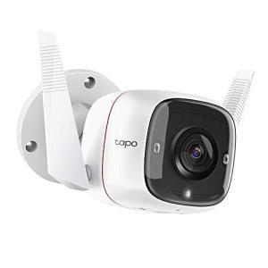 TP-Link WiFi ネットワークカメラ 屋外カメラ 防犯カメラ 3年保証 高画質 音声通話可能 3年保証 Tapo C310 smilefield