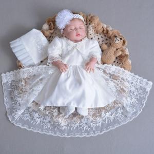 ドレス ベビー 結婚式 初詣 出産祝い フォーマルワンピース 赤ちゃん パーティードレス 韓国子供服