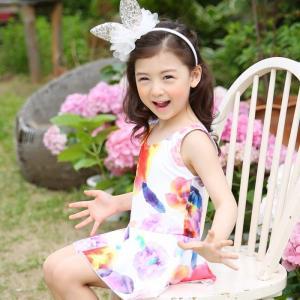 子供水着 ワンピース キャップ付き 女の子 キッズ 韓国子供服 2点セット 親子ペアルック|smilegirls