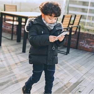 【製品仕様】 ■商品名 ベビー服 子供服 ダウンコート 赤ちゃん コート 中綿ジャケット 防寒 保温...