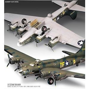 アカデミー 1/72 B-17F メンフィスベル AM12495 プラモデル|smilehometen