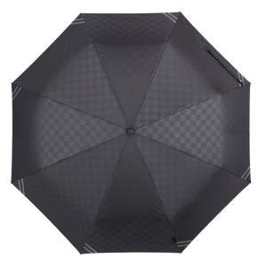 チェック ビジネス 雨傘 おりたたみ ワンタッチ自動開閉撥水加工 防災梅雨対策 紳士傘 晴雨兼用 日傘 安全反射テープ付 UVカット 頑丈な8本骨 軽|smilehometen