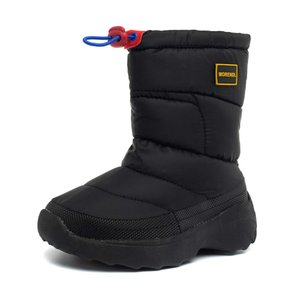 [MORENDL] スノーブーツ キッズ 雪遊び 冬 雪用ブーツ 子供靴 防滑 雪柄 防風 防水 防...