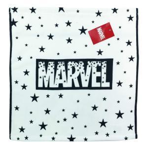 マーベル タオル MARVEL ロゴ スター ブラック SPTW849