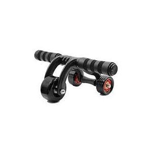 新世代 腹筋 ローラー 3輪 5輪 タイプ 安定 ストッパー マット 付属 エクササイズ フィットネス お腹 筋肉 トレーニング TASTE3-ZHT