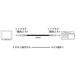 SONY 接続コード 1m RK-G64 smilehometen