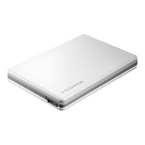 アイ・オー・データ機器 USB3.0/2.0接続 ポータブルHDD 超高速カクうすLite ホワイト 500G HDPF-UT500WC 【旧モデル】|smilehometen