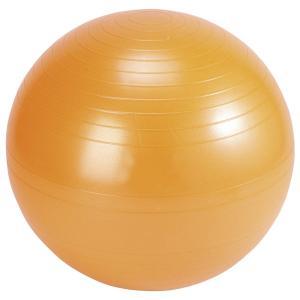 ALINCO(アルインコ) バランスボール 55cm エアーポンプ付 WB124D オレンジ
