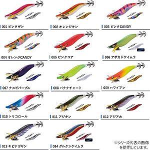 SHIMANO(シマノ) エギ セフィア クリンチ エクスカウンター ラトル QE-J38S 011 アジキン 3.8号 smilehometen