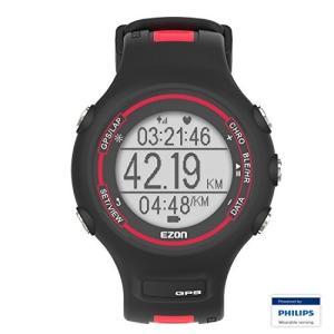 ランニングウォッチ GPS 心拍計 防水 Bluetooth搭載 歩数計活動量計 着信通知 専用日本...