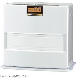 【送料無料】 CORONA コロナ石油ファンヒーター FH-VX4617BY-W 【FHVX4617BYW】 VXシリーズ (木造12畳/コンクリート17畳まで) パールホワイト smilelight