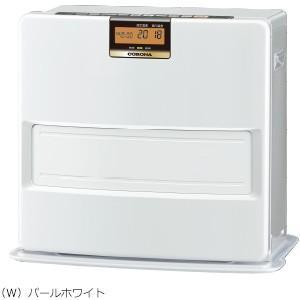 【送料無料】 CORONA コロナ石油ファンヒーター FH-VX5717BY-W 【FHVX5717BYW】 VXシリーズ (木造15畳/コンクリート20畳まで) パールホワイト smilelight