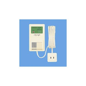 【送料無料】パナソニック 住宅用ガス警報器 ガス当番 都市ガス用(AC100Vコード式・移報接点なし)  SH12918※テストガス(SH8221)は別売 smilelight
