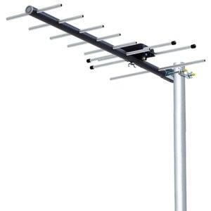 (送料無料!)DXアンテナ UHF8素子地デジアンテナ UA8 (軒先用) [強電界用]