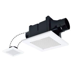 【在庫有り・ポイント2倍・送料無料】換気扇 ダクト用換気扇 天井埋込形 三菱電機(MITSUBISHI) VD-10ZFC10 【VD10ZFC10】 (VD-10ZFC9の後継機)|smilelight