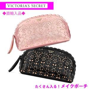 ポーチ おしゃれ クラッチ バッグ ヴィクトリアシークレット Victoria's Secret メ...