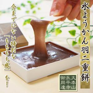 水ようかん 羽二重餅 1000円 ポッキリ ゆうパケット|smileshoutengai