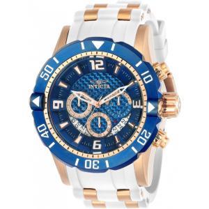 インビクタ 腕時計 INVICTA メンズ PRO DIVER プロダイバー WHITE ホワイト POLYURETHANE BAND STEEL CASE クォーツ WATCH 23709 インヴィクタ