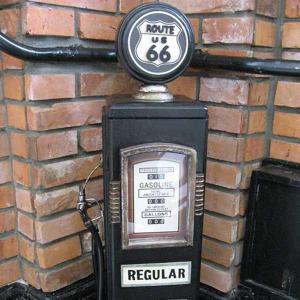 ガスポンプ CDホルダー ルート66 ROUTE66|smilevillage|03
